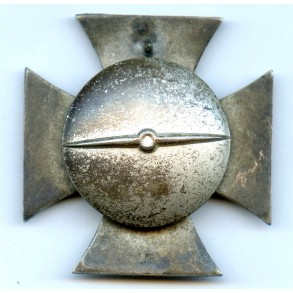 "Iron cross 1st class by Steinhauer & Lück ""L/16"" screwback"