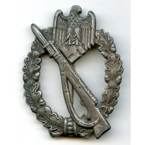 Infantry Assault Badge in silver by Richard Simm & Sohne