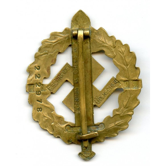 SA sport badge by E. Schneider #222978