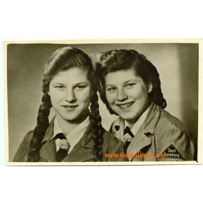 "Portrait photo BDM girls ""Nord Hamburg"""