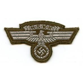 NSKK sleeve eagle with RZM tag
