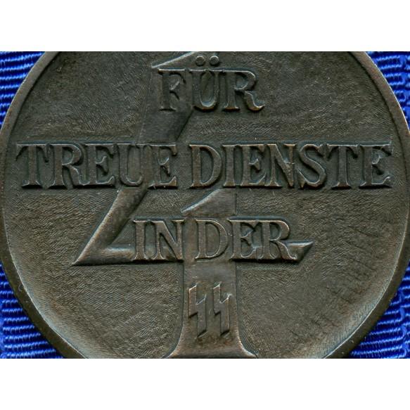 "SS 4 year service award by Deschler ""Type 1"""