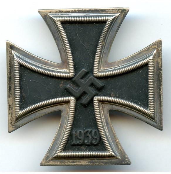 "Iron cross 1st class by P. Meybauer ""7"""