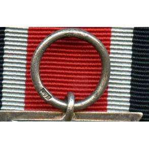 """Iron cross 2nd class by E. Müller """"76"""""""