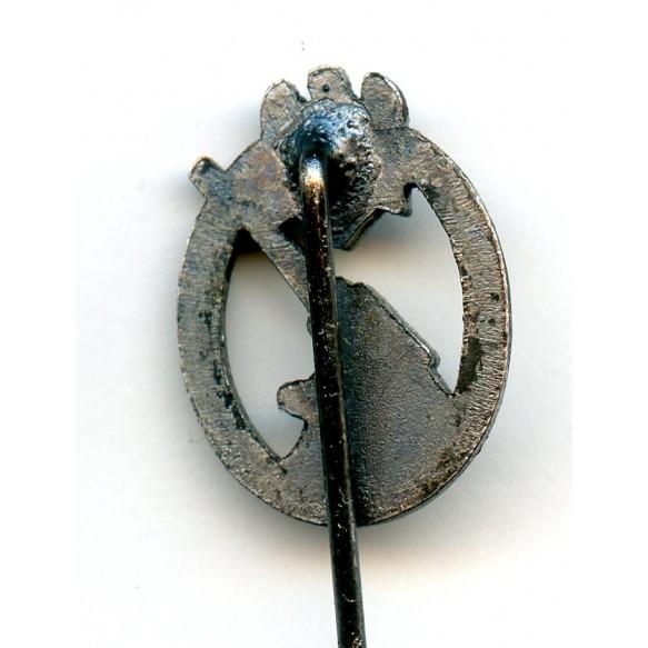 Army flak badge 16mm miniature