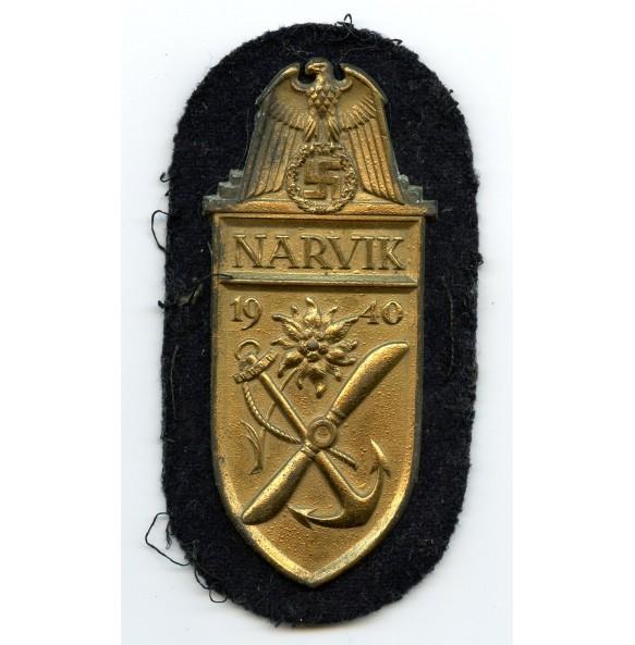Kriegsmarine Narvik shield