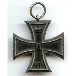 "WW1 Iron Cross 2nd class ""800"" silver"