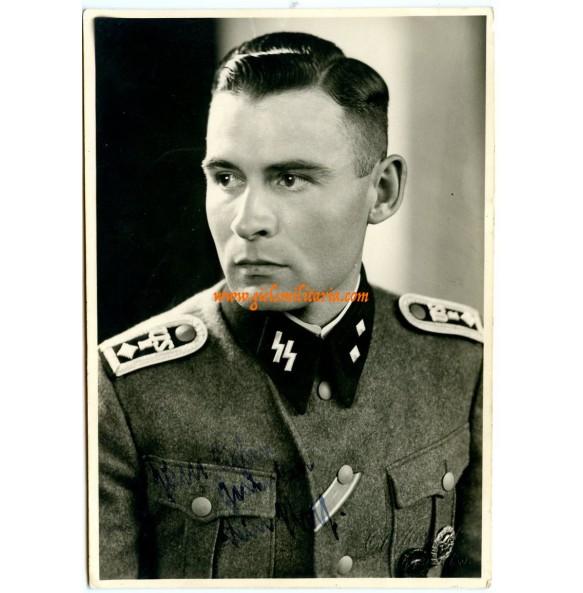 """Portrait SS-Oberscharführer """"SS Unteroffizierschule""""!"""