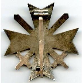 War Merit Cross 1st class with swords by Klein & Quenzer, vaulted!