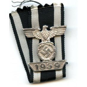 Iron cross clasp 2nd class by O. Schickle