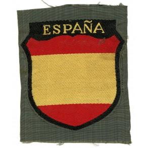 Spanish Wehrmacht volunteers Arm shield