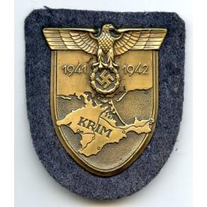 Krim shield for Luftwaffe troops