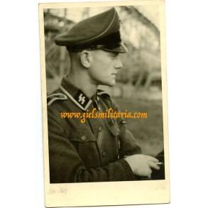 SS portrait decorated SS-Unterscharführer LSSAH