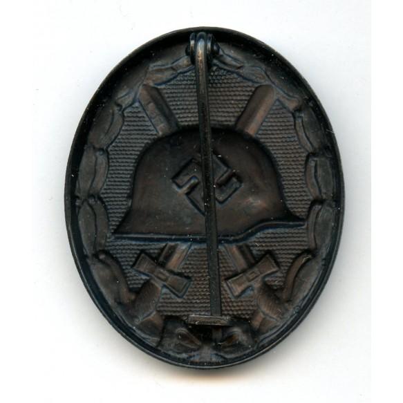 "Wound badge in black by Rudolf Wächtler & Lange ""L/55"" + package"
