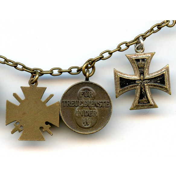 SS 8 year service miniature chain