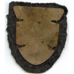 Krim shield for Luftwaffe troops by unknown maker