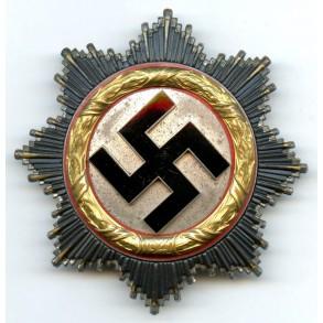 """German cross in gold by C.F. Zimmermann """"20"""""""