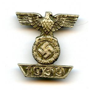 "Iron cross clasp 2nd class ""Prinzengrösse"""