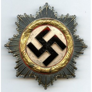 German cross in gold by C.F. Zimmermann