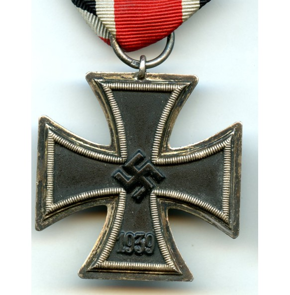 """Iron cross 2nd class by Beck, Hassinger & Co. """"123"""""""