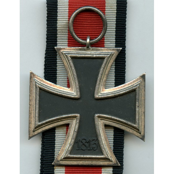 "Iron cross 2nd class by W. Deumer  ""date flaw"""