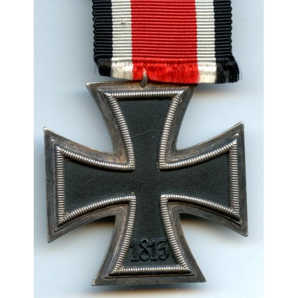 """Iron cross 2nd class by F. Zimmermann """"6"""""""