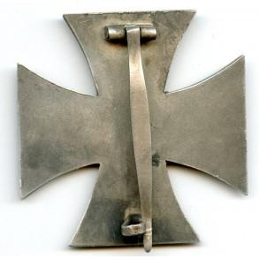"""Iron cross 1st class by A. Rettenmaier """"L/59"""""""