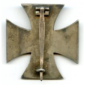 Iron cross 1st class by C.E. Juncker, non magnetic