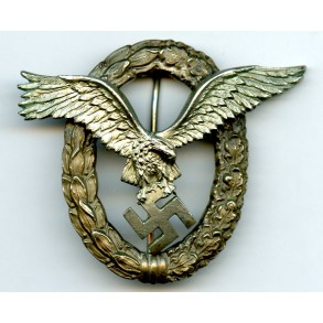 Luftwaffe pilot badge by IMME Berlin