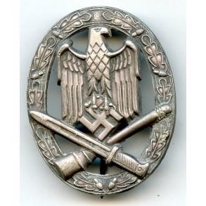 General assault badge by Dr. Franke & Co.