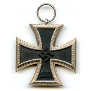 "Iron cross 2nd class by Gebr. Godet & Co. ""21"""
