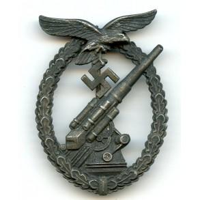 Luftwaffe flak badge by F.A. Assmann & Söhne