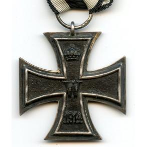 "WW1 Iron cross 2nd class by ""K.A.G."""