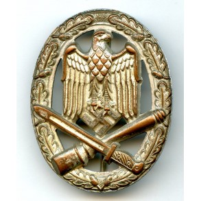 General assault badge by unknown maker, CUPAL variant