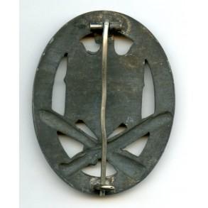 """General assault badge by F.A. Assmann & Söhne """"A"""""""