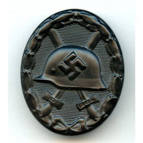 "Wound badge in black by Steinhauer & Lück ""4"" MINT"