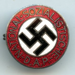 "Party pin by Karl Wurster ""M1/34"""