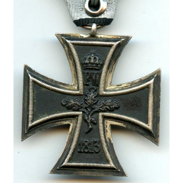 """WW1 Iron cross 2nd class by Assmann """"A"""""""