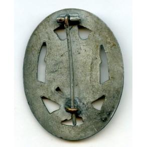 General assault badge by E.F. Wiedmann