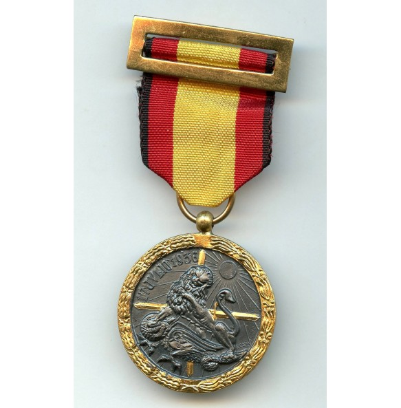 Spanish 1936-1939 campaign medal