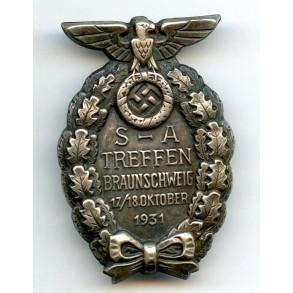 """SA Treffen Braunschweig 1931 by Steinhauer & Lück """"RZM 63"""""""