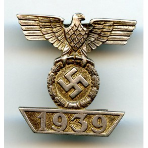 Iron cross clasp 2nd class by J.E. Hammer & Söhne
