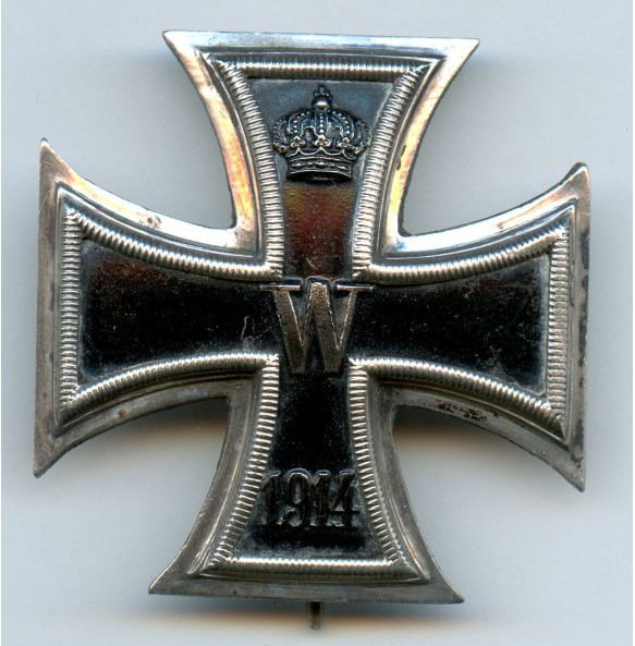 "WW1 iron cross 1st class ""800"""
