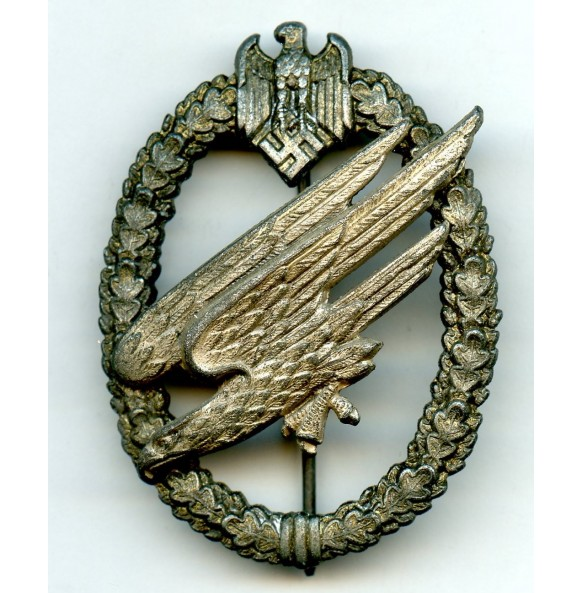 Army paratrooper badge by F. Linden