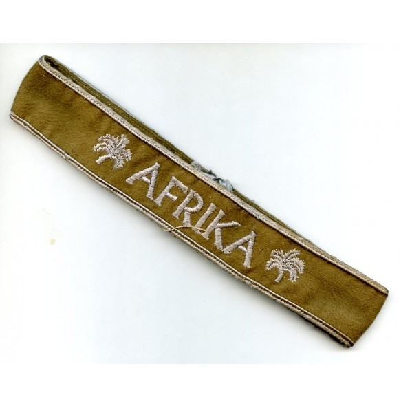 Afrika cufftitle with RB number!!!