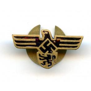 "Flemish collaboration ""DeVlag"" memberships pin"