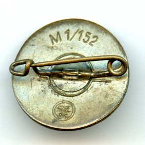 "Party pin by Franz Jungwirth ""M1/152"""