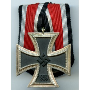 Iron Cross 2nd class, single mounted parade bar by Richard Simm & Sohne