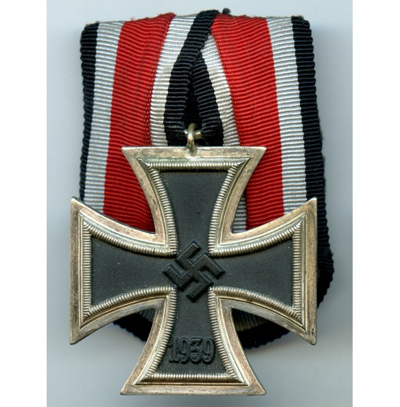 Iron Cross 2nd class, single mounted parade bar by Richard Simm & Sohne