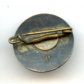 "Party pin by Otto Schickle ""75"""